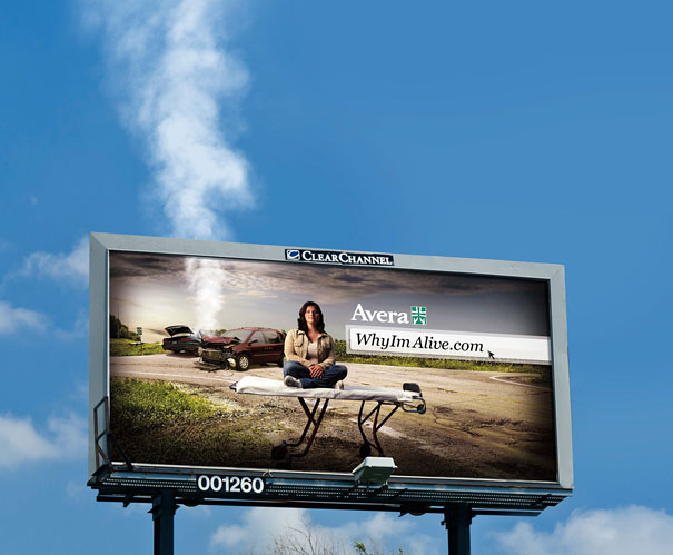 Avera Creative Billboard Ads