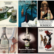 Vintage RonRico Ads