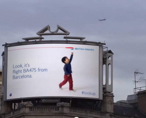 British Airways Lookup