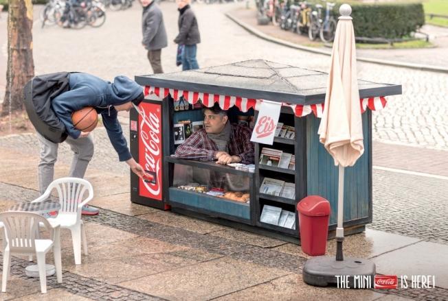 Coco Cola Outdoor Media