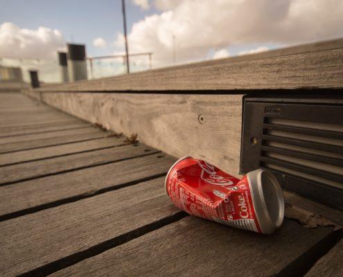 Litter Hong Kong