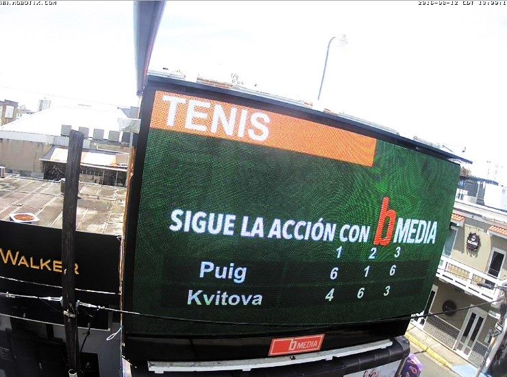 bMedia Group Tenis Score