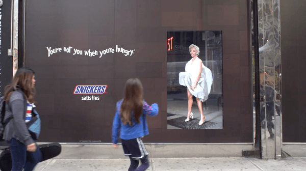 Snickers Billboard