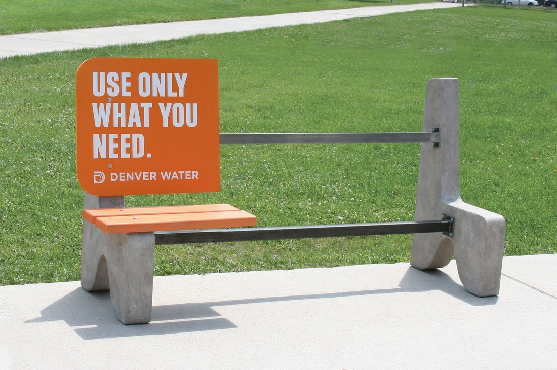 Denver Water Outdoor Media