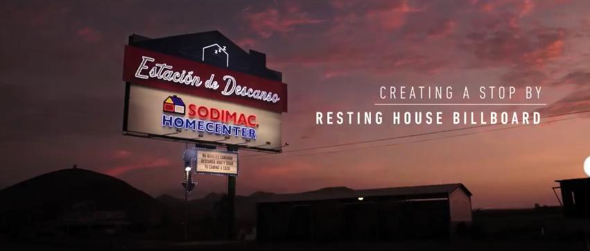 Resting House Billboard