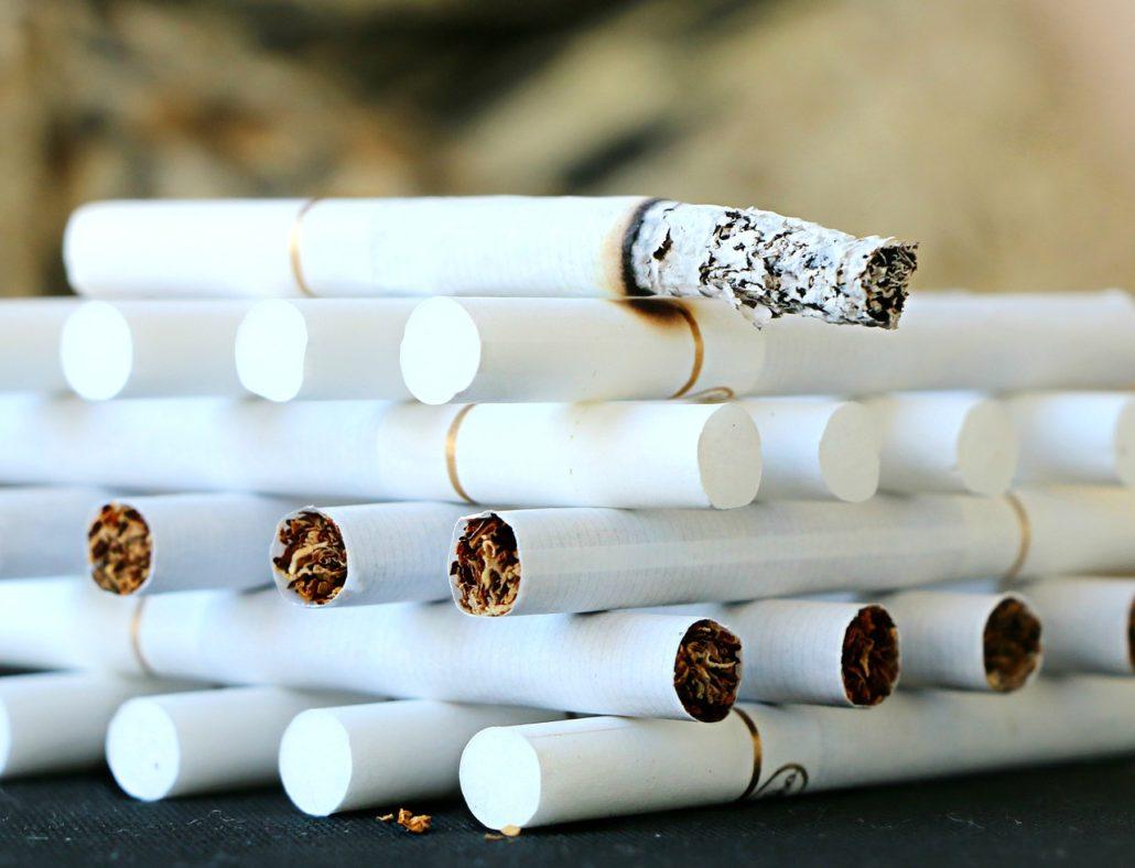 Anti Smoking Billboard