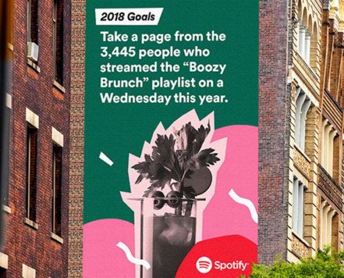 Spotify 2018 Funny Ads