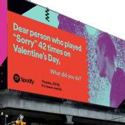 Spotify Billboard Campaign