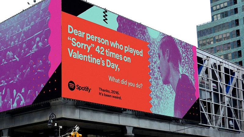 Spotify Funny Ads