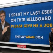Employ Adam Billboard