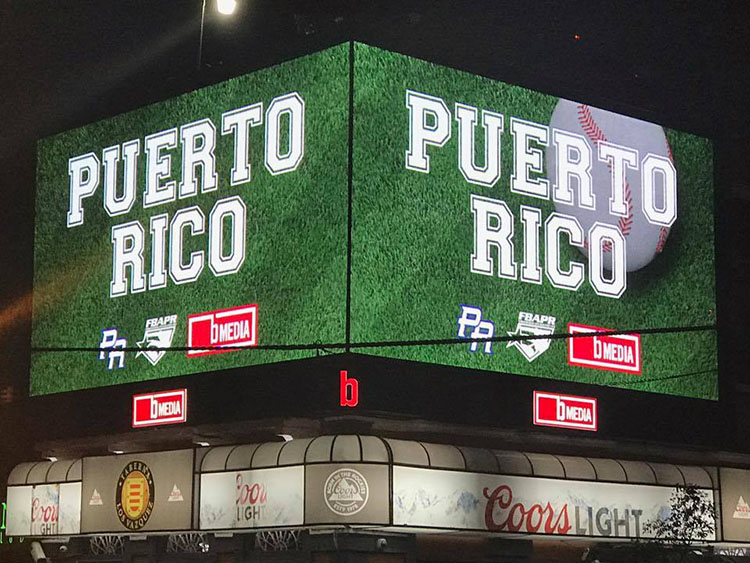 Puerto Rico Billboard Ideas