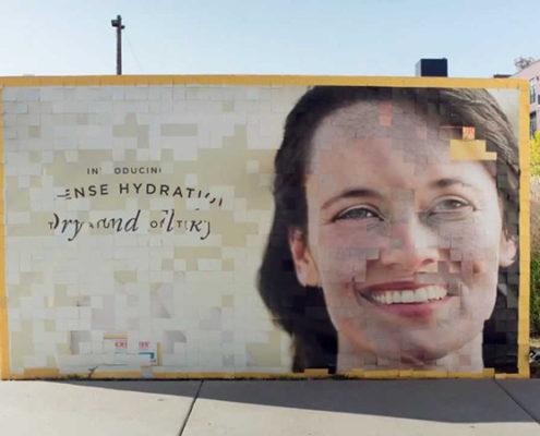 Burts Bees Billboard