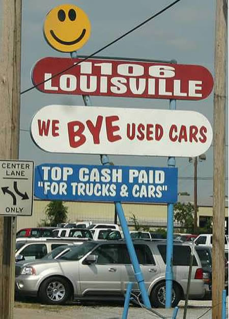 Bye Used Cars