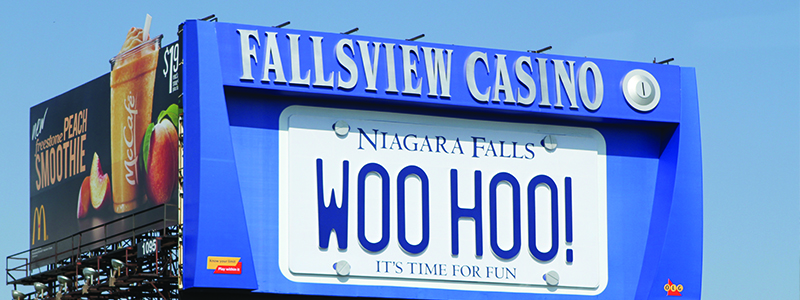 Fallsview 3D Billboard