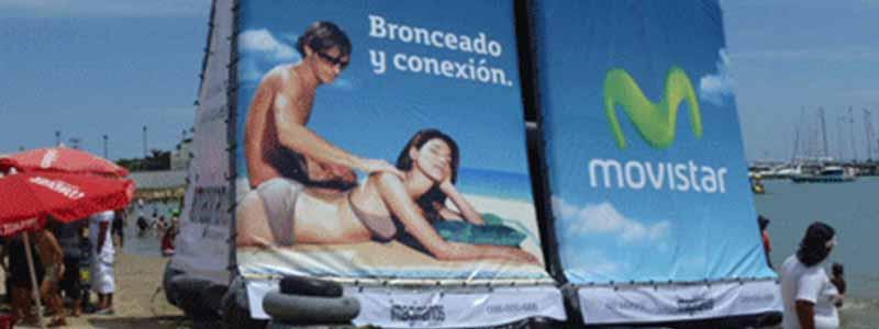 Amphibious Billboard
