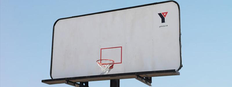 Creative Basketball Billboard