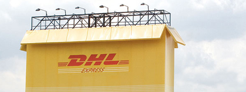 DHL Creative Billboard