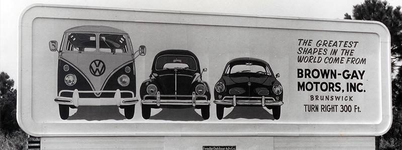 Vintage Billboards