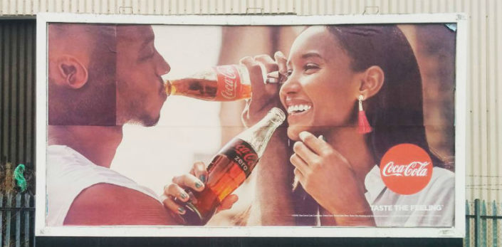 Coke Advertising Error