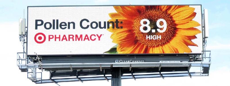 Billboard Technology Target