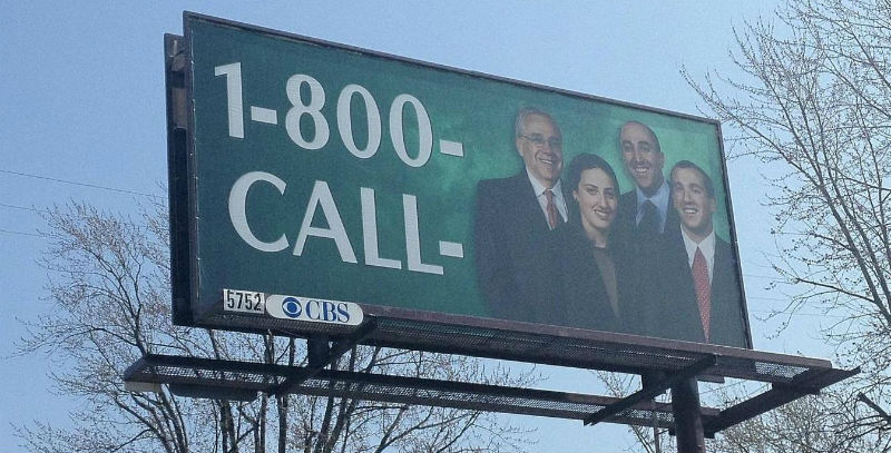 Hilarious Billboard Fail