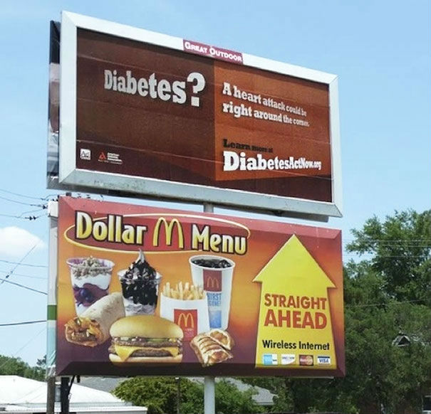 Diabetes Straight Ahead