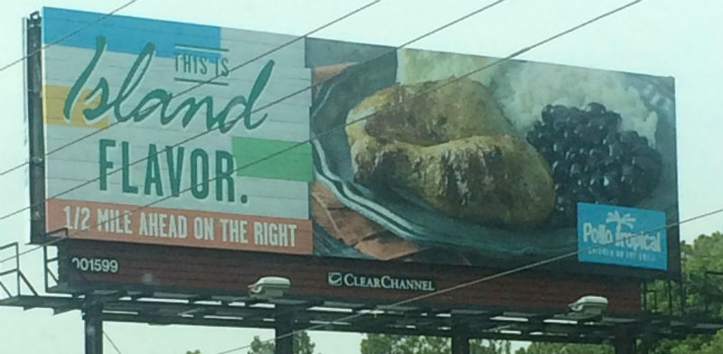 Bland Flavor Advertising Fail