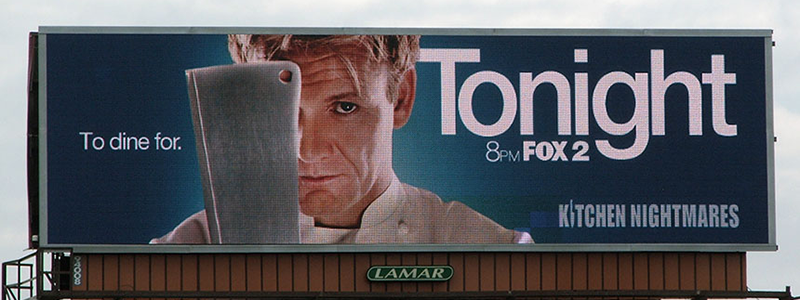 Fox Time Sensitive Billboard