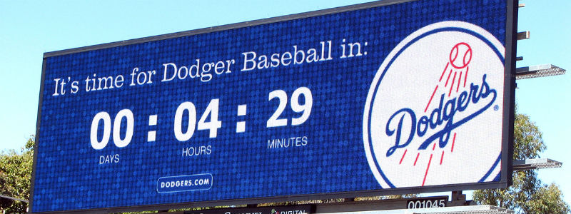 Dogers Digital Billboard