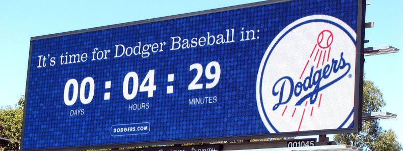 Dogers Digital Billboard