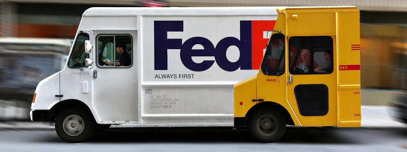 Fedex Creative Billboard