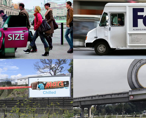 Outdoor Advertising Ideas