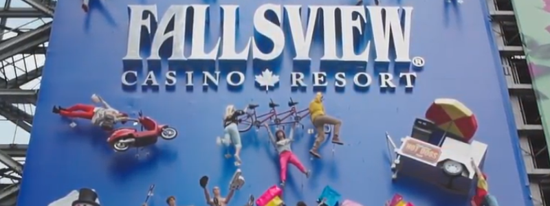 Fallsview Billboard Fun Magnet