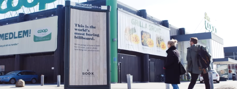 Boring Billboard Great Advertising