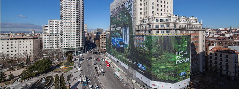 Largest Billboard in the World