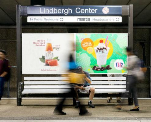 Restaurant Billboard Ideas