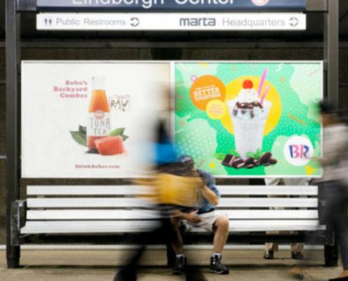 best restaurant billboards