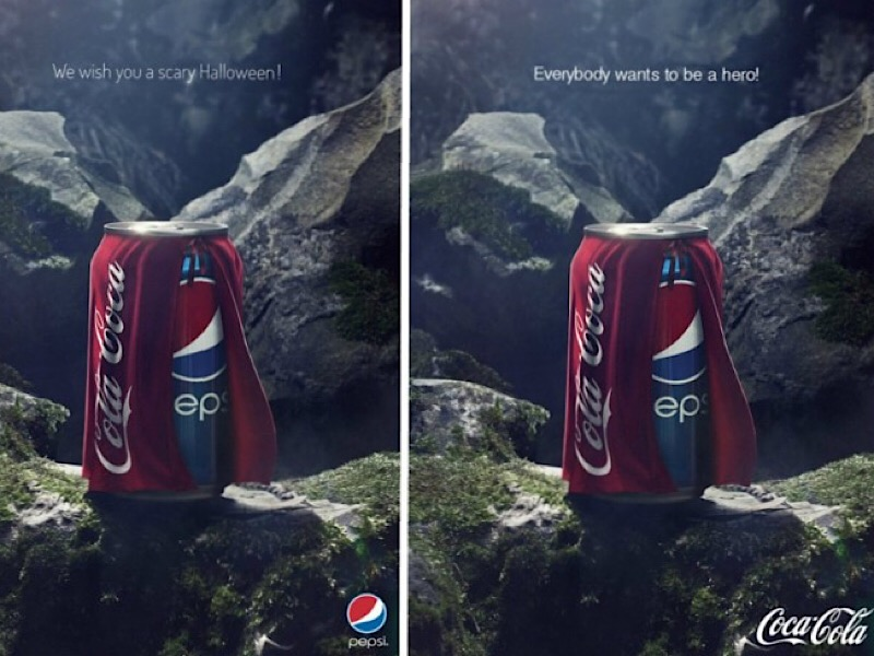 Pepsi vs Coke Marketing Brand War