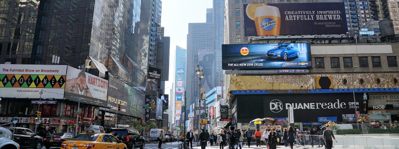 2019 outdoor advertising trends