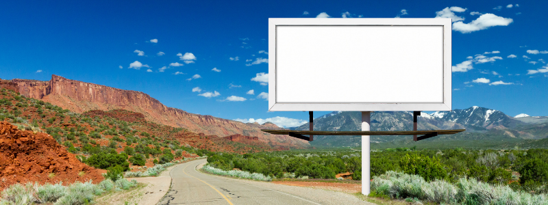 outdoor advertising types