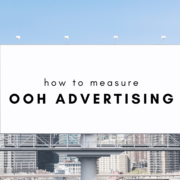 measure OOH advertising