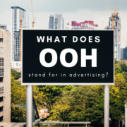 what does OOH stand for in advertising