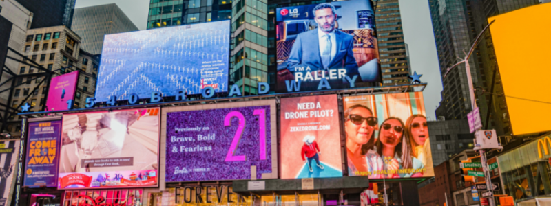 why use billboards to advertise