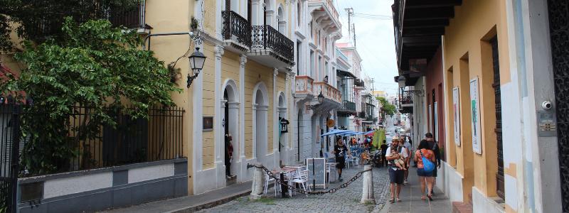 puerto rico sightseeing